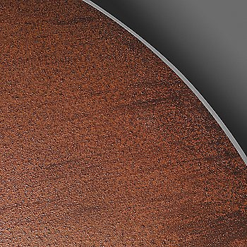 Brown finish / Detail view