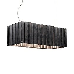 Diesel Collection Container Linear Suspension Light