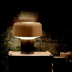 Diesel Collection Glass Drop Table Lamp - OPEN BOX RETURN
