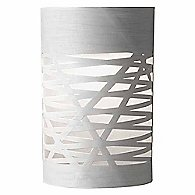 Tress Wall Sconce by Foscarini (White/Small)-OPEN BOX RETURN