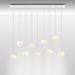 Gregg Piccola Linear Multipoint Pendant