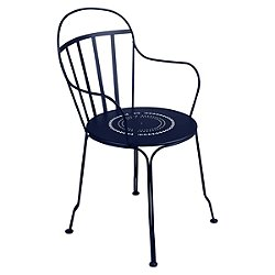 Louvre Stacking Arm Chair Set of 2