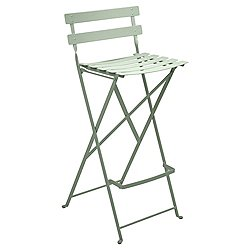 Bistro Folding High Stool (Cactus Matte Textured)-OPEN BOX