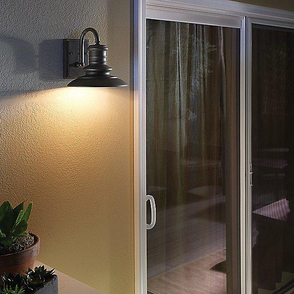Redding Station LED Outdoor Wall Light
