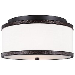 Marteau Flush Mount Ceiling Light