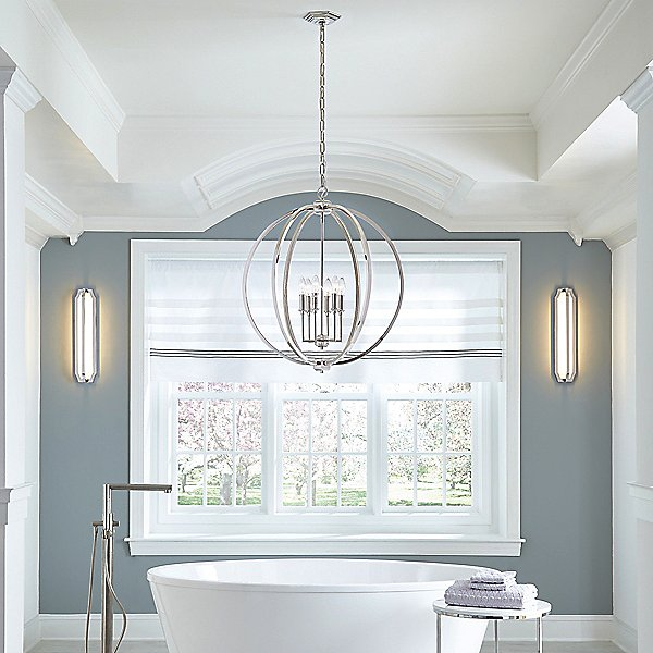 Corinne Globe Pendant Light