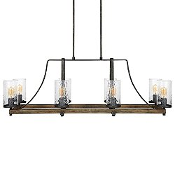 Angelo 8 Light Island Chandelier