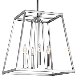 Conant 4 Light Chandelier