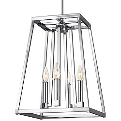 Conant 4 Light Pendant Light