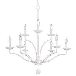 Annie 9 Light Chandelier