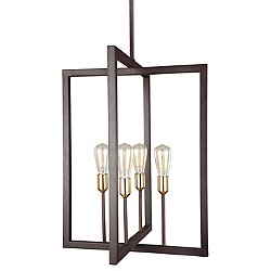 Finnegan 3146 4 Light Chandelier