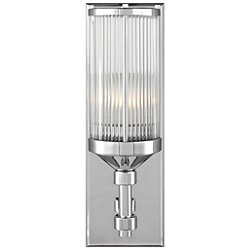 Paulson 1 Light Bath Wall Sconce