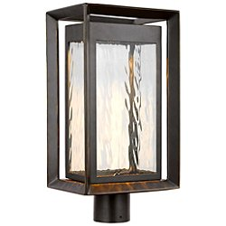 Urbandale LED Outdoor Post Light