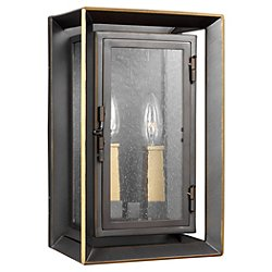 Urbandale 2 Light Outdoor Wall Sconce