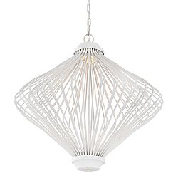 Kellen 3164 LED Chandelier (Plaster White) - OPEN BOX RETURN