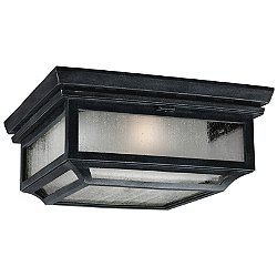Shepherd Outdoor Flush Mount Ceiling Light