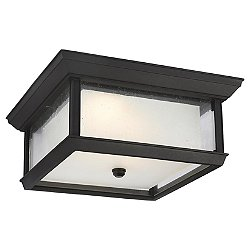 McHenry Outdoor LED Flush Mount Ceiling Light