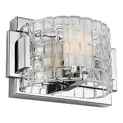 Brinton Bathroom LED Wall Sconce