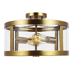 Harrow Semi-Flush Mount Ceiling Light