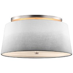 Tori Semi-Flush Mount Ceiling Light