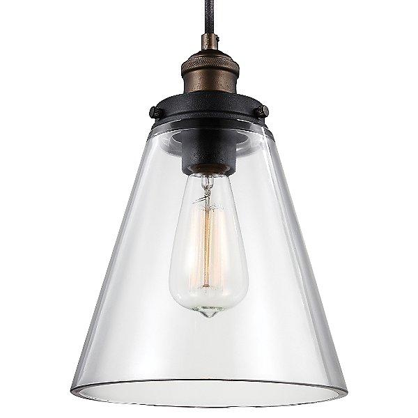 Baskin Cone Pendant Light