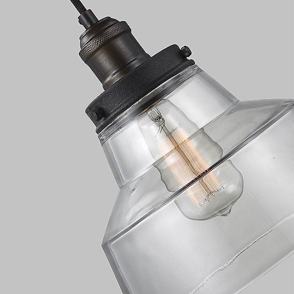 Baskin Chimney Pendant Light