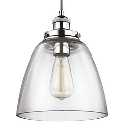 Baskin Dome Pendant Light