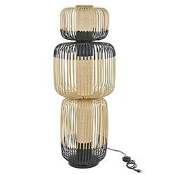 Bamboo Totem Floor Lamp