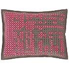 Canevas Abstract Rectangular Pillow