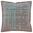 Canevas Abstract Pillow 20x20