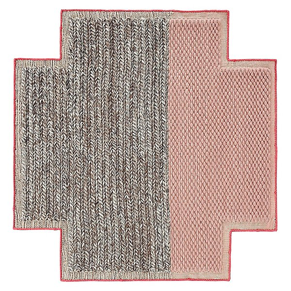 Mangas Square Plait Rug