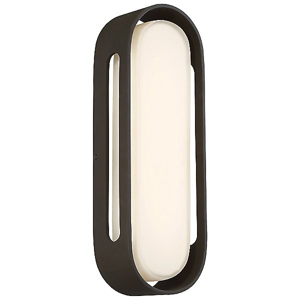 Floating Oval LED Outdoor Wall Sconce