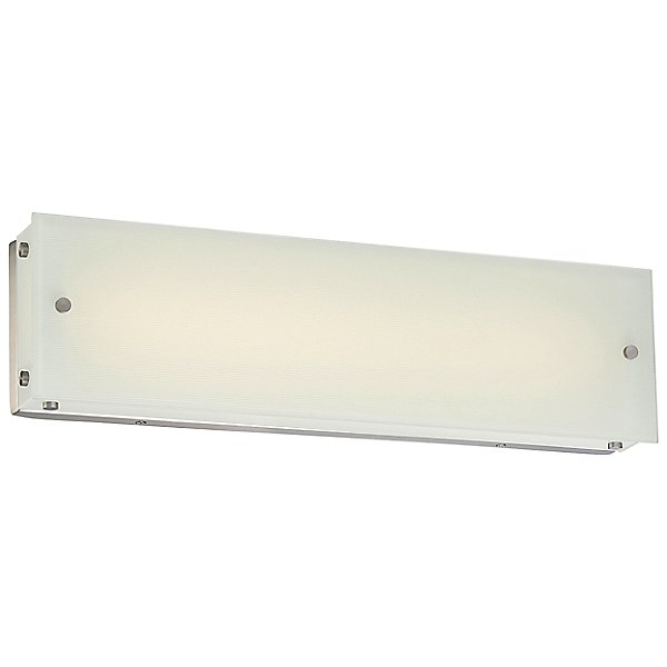 Button LED Bath Light