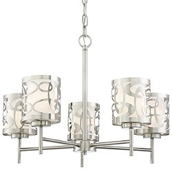 Links 5 Light Chandelier