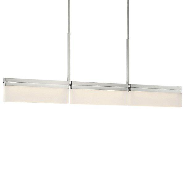 Skinny LED Island Pendant Light