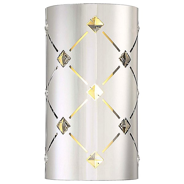 Crowned LED Wall Light