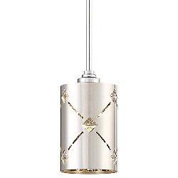 Crowned LED Mini Pendant Light