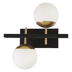 Alluria 2-Light Bathroom Wall Light