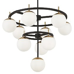 Alluria 2-Tier Chandelier
