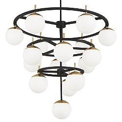 Alluria 4-Tier Chandelier