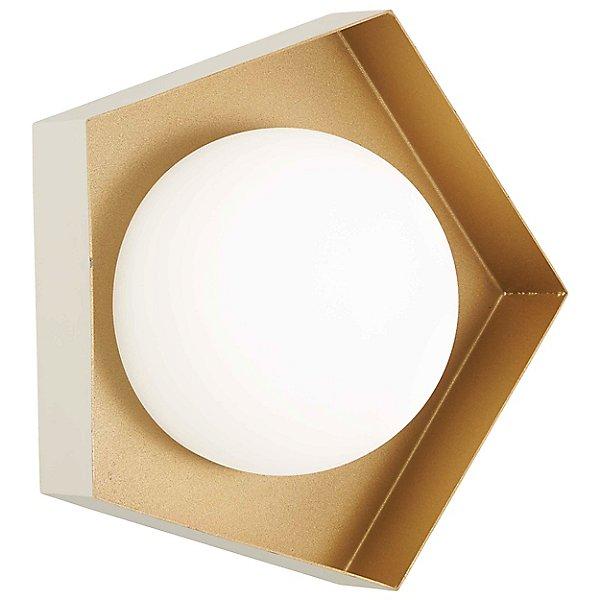 Five-O LED Bathroom Wall Sconce