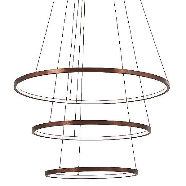 Full Orbit 3-Ring LED Pendant Light