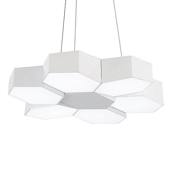 Hexacomb LED Chandelier