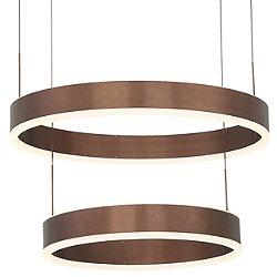 Rendezvous LED Linear Suspension Light