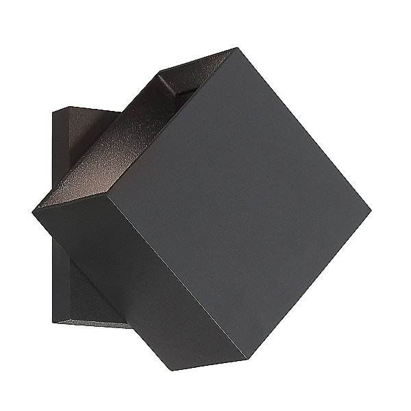 Revolve Square Twistable LED Outdoor Wall Sconce