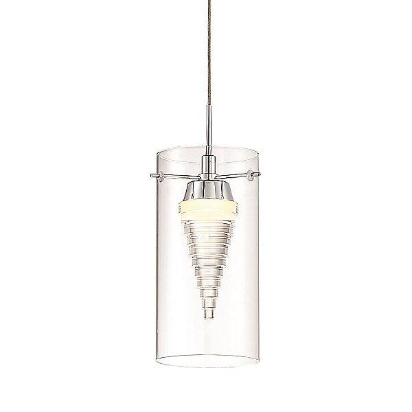 Funnel Cloud LED Mini Pendant Light