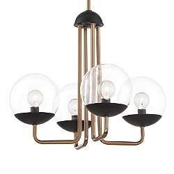 Outer Limits Chandelier