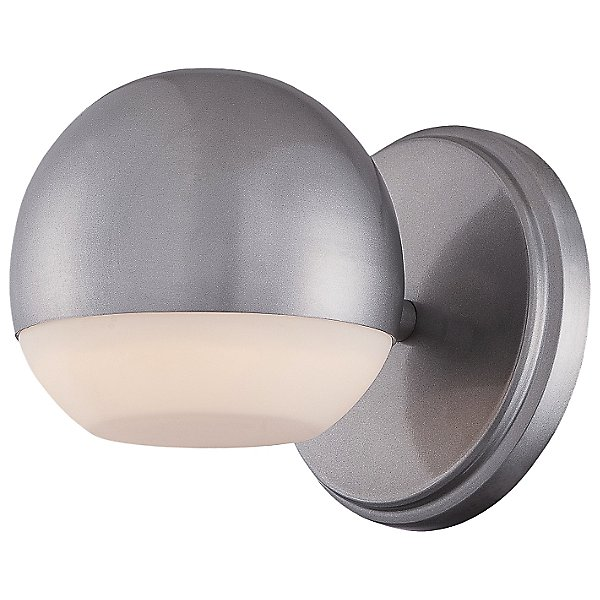 Droplet LED Outdoor Wall Sconce