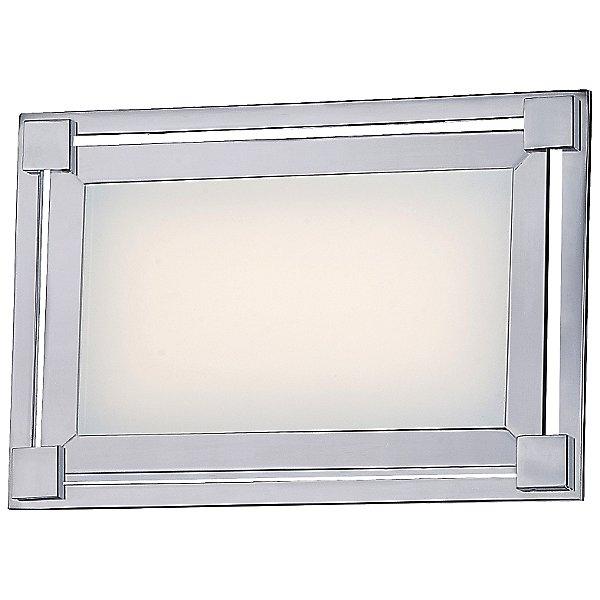 Framed LED Bath Wall Sconce