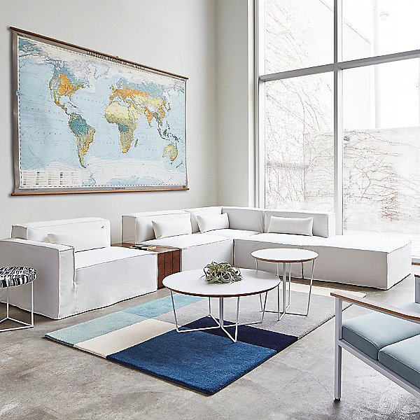 Mix Modular Corner Chair Slipcover